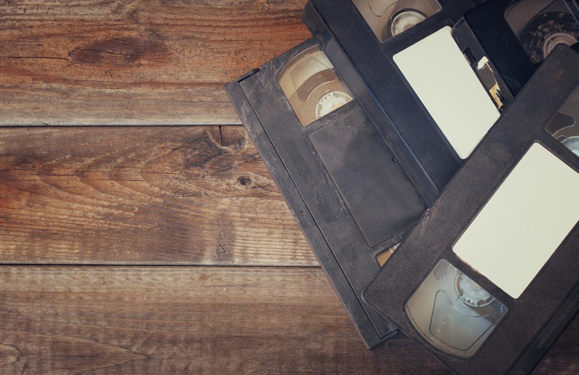 VHS da collezione